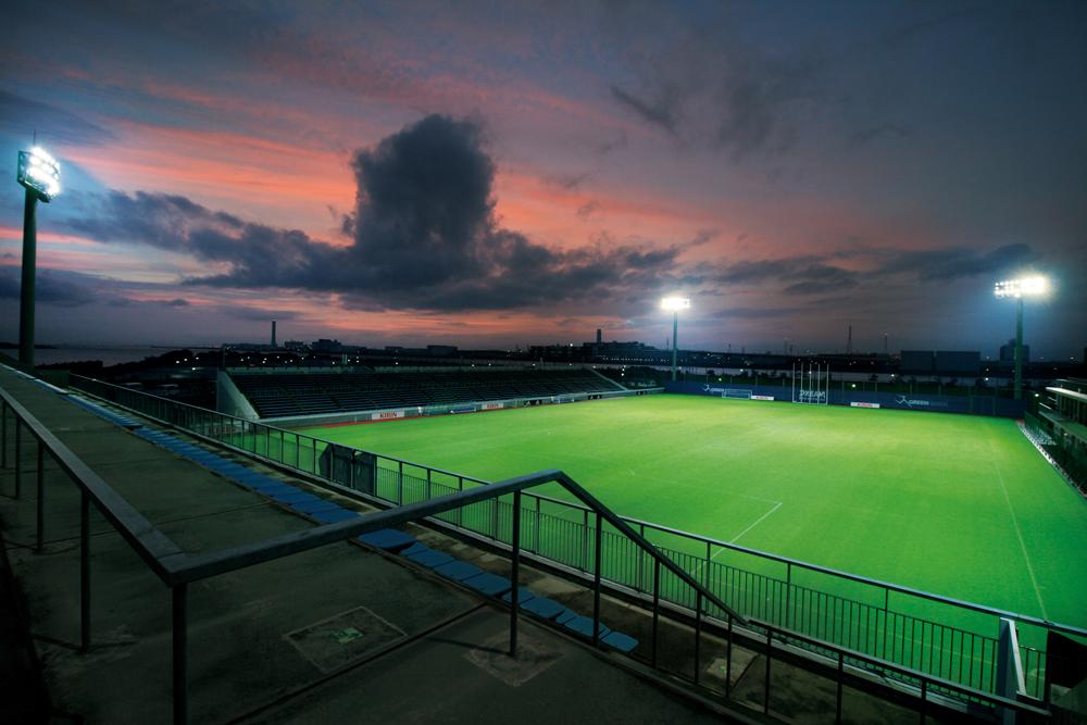 堺市立サッカー・ナショナルトレーニングセンター (J-GREEN堺)【天然芝サッカーグラウンド】