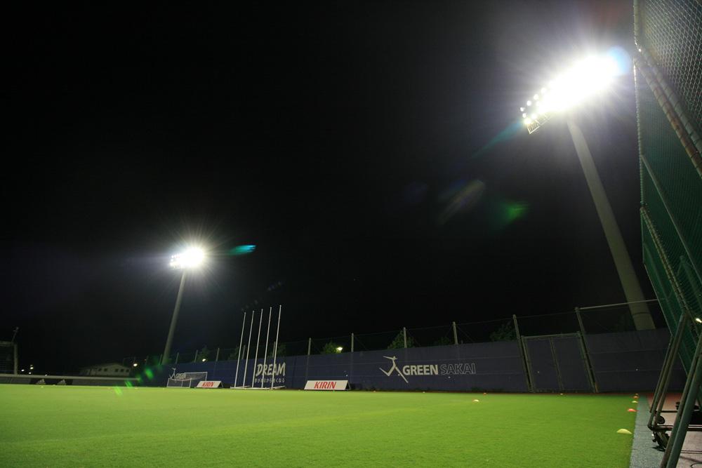 堺市立サッカー・ナショナルトレーニングセンター (J-GREEN堺)【人工芝サッカーグラウンド】